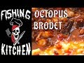 1 - 1 Octopus Brodet | Fishing Kitchen | Cooking On The Sea