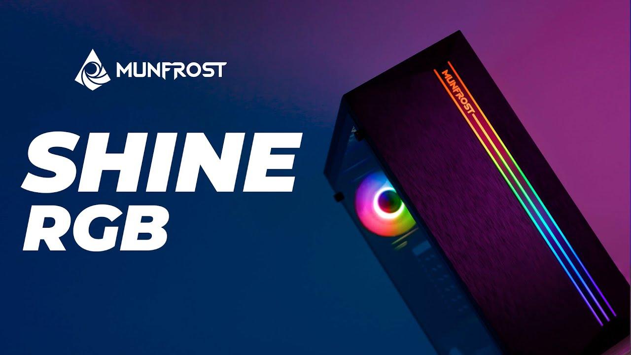Una opción económica con RGB a considerar! Review SHINE RGB Munfrost