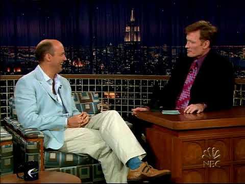 Conan O'Brien 'Anthony Edwards 9/22/04
