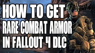 "Fallout 4|""How To Get FULL MARINE ARMOR SET For FREE""