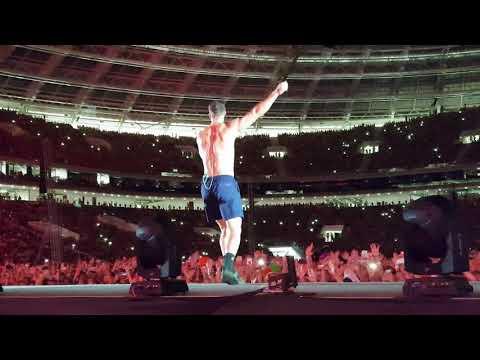 Imagine Dragons - Shots - Live @ Luzhniki Stadium in Moscow 8/29/2018