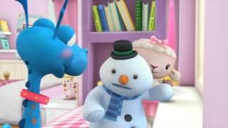 Klinika dla pluszaków -- Pierwszy śnieg. Oglądaj w Disney Junior!