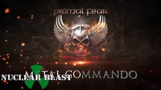PRIMAL FEAR - Along Came The Devil (OFFICIAL VIDEO TEASER)