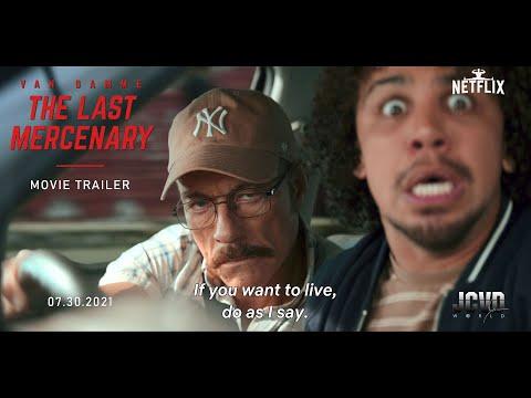 Jean-Claude Van Damme   The Last Mercenary Trailer [2021]