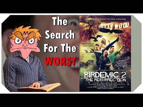 Birdemic 2: The Resurrection  The Search For The Worst  IHE