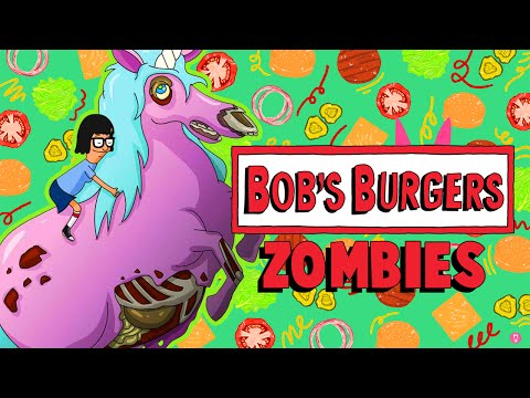 FUNNY! BOB'S BURGERS ZOMBIE CHALLENGE ★ Call of Duty Zombies Mod