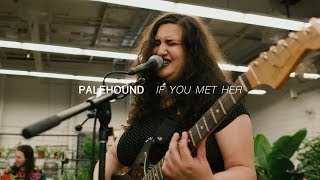 Palehound - If You Met Her | Audiotree Far Out