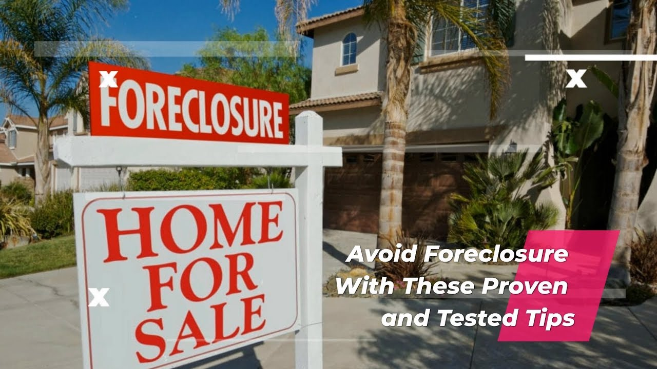 Dependable Homebuyers | Avoid Foreclosure With These Proven and Tested Tips