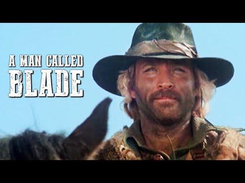 A Man Called Blade   SPAGHETTI WESTERN   Cowboy Movie   Wild West   English