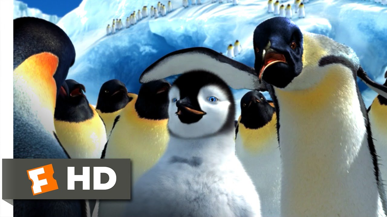 Happy Feet 5 10 Movie Clip You Must Go 2006 Hd Youtube