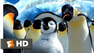 Happy Feet (5/10) Movie CLIP - You Must Go (2006) HD