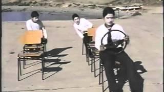 VIDEO MIMOS   COSAS DE AUTOBUS  PUERTO ALDEA.