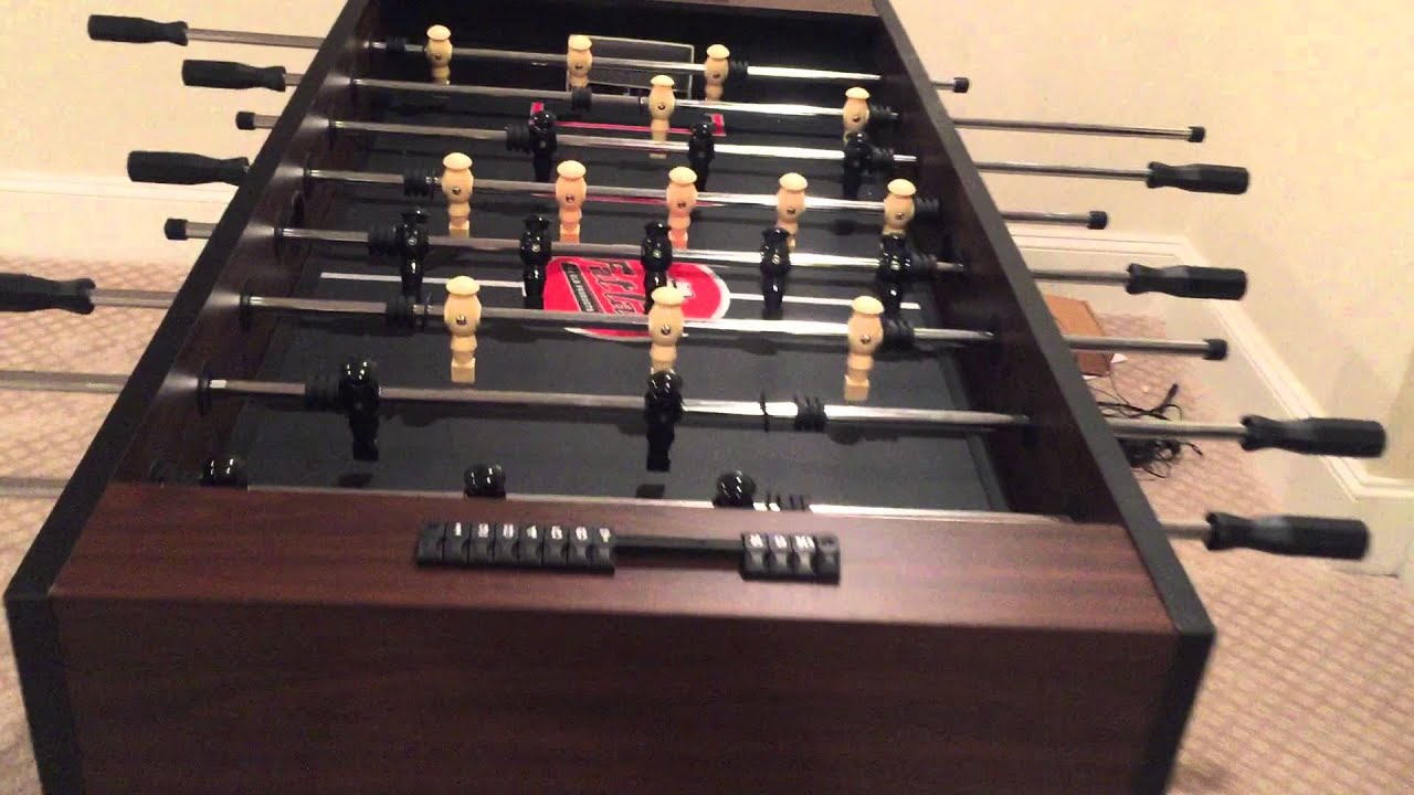 Fat Cat Soccer Table Assembly By Furniture Assembly Experts
