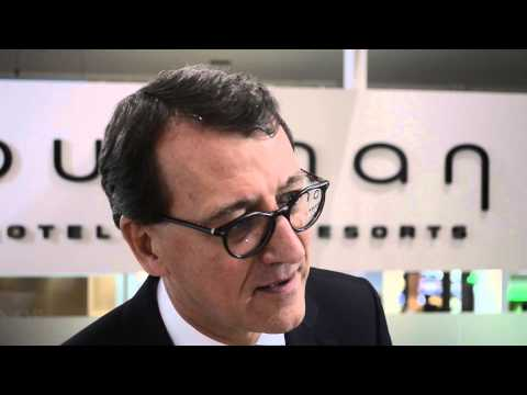 Laurent Chaudet, general manager, Pullman Dubai