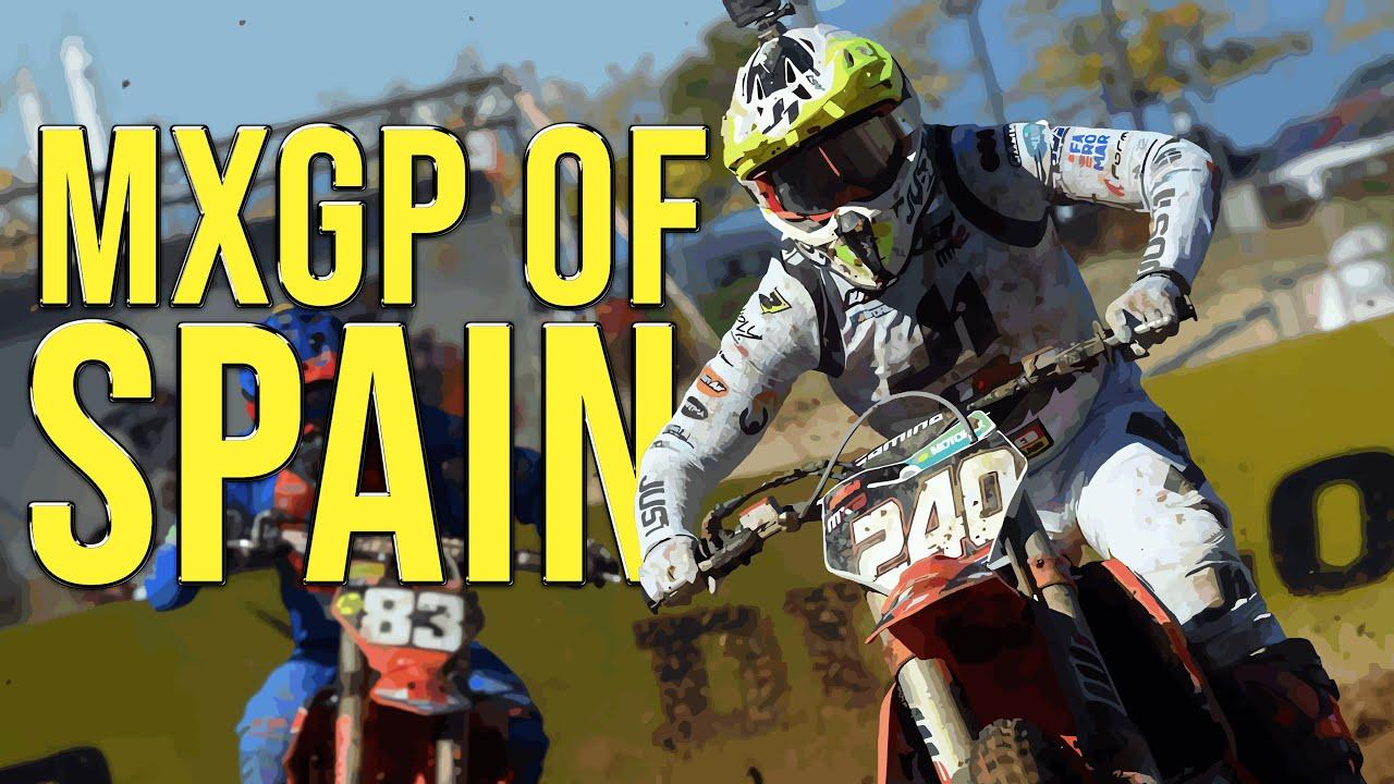 MXGP Spain - Kevin MX Race Vlog