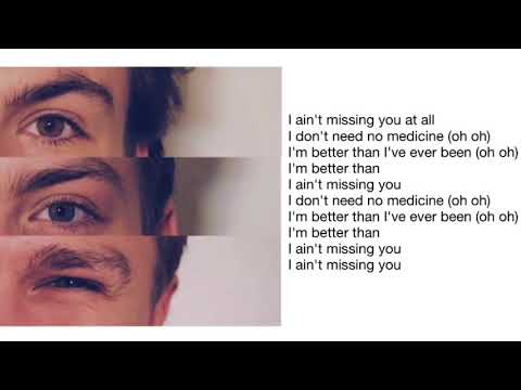 Medicine - New Hope Club - Lyric Video