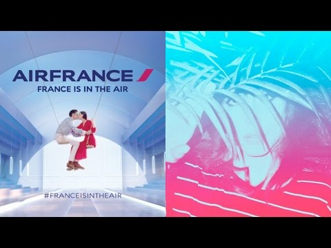 Musique de pub - Air France #Franceisintheair - Warm In The Winter