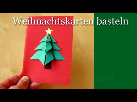 weihnachtskarten basteln basteln weihnachten diy. Black Bedroom Furniture Sets. Home Design Ideas