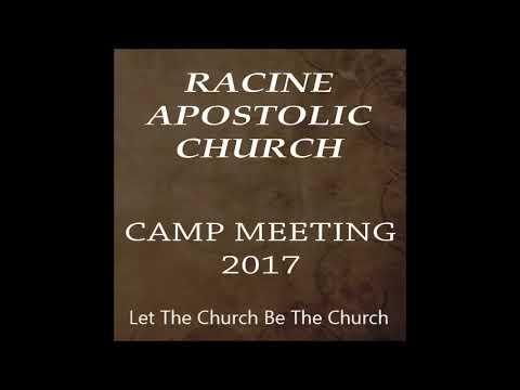 Let The Church Be The Church – Elder Wayne Lawhorn – Campmeeting 2017