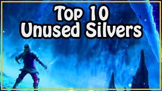 Top 10 Most Unused Silver Cards | Gwent