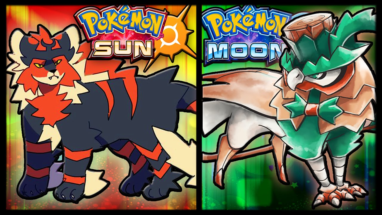 STARTER FINAL EVOLUTIONS! Pokémon Sun and Moon PREDICTIONS