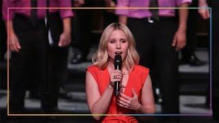 Kristen Bell, Marissa Jaret Winokur Sing for Love and Orlando thumbnail