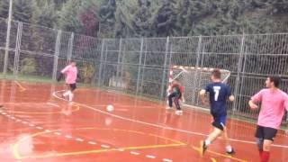 Gol de @Danirc97 vs La Patera Roja