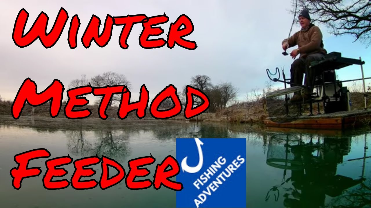 Method Feeder Fishing in Winter - Feeder Fishing
