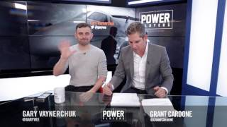 Gary Vaynerchuck & Grant Cardone Talk Business, College, Money and Entrepreneurs