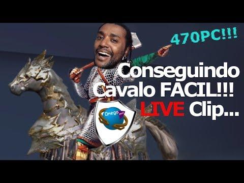 Lineage 2 Revolution: Montaria Cavalo ! Fácil de Conseguir Dekkan (Clip Live) - Omega Play