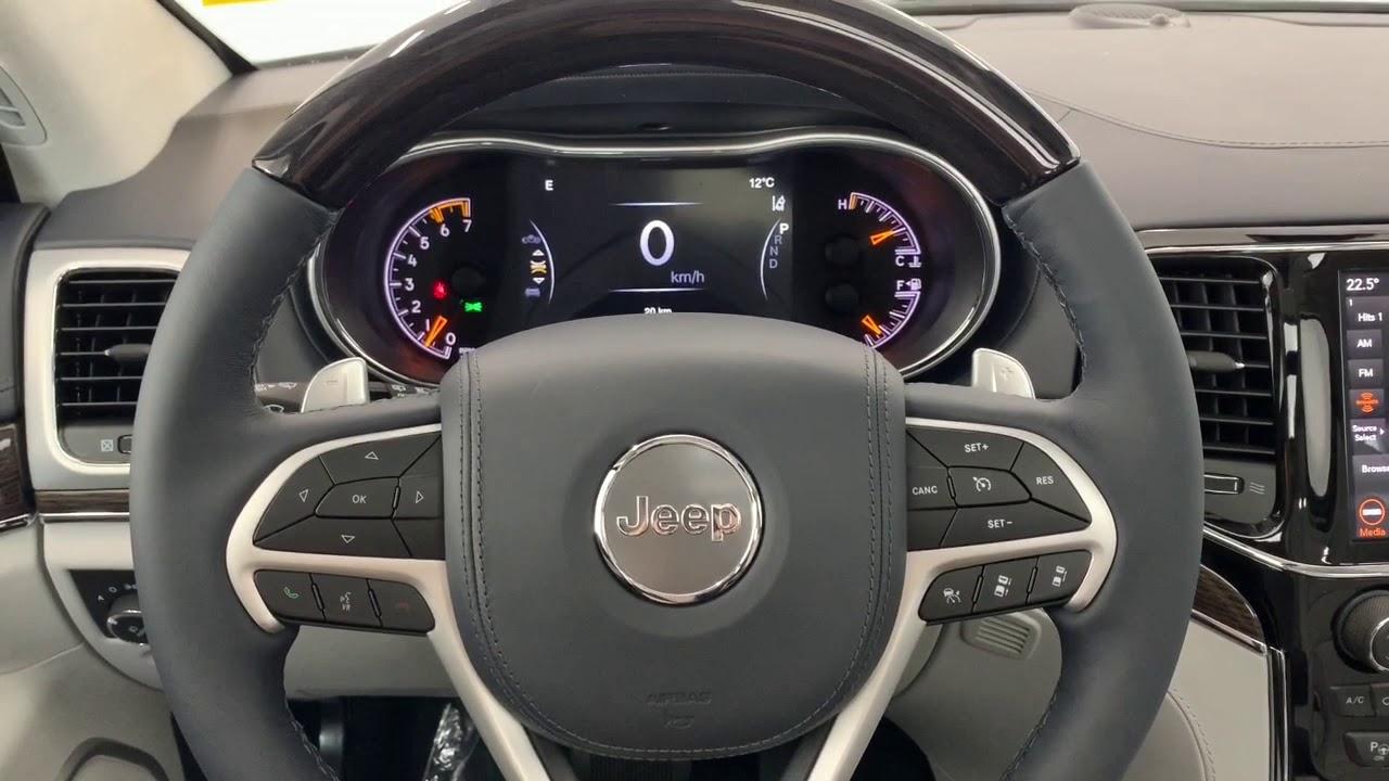 2020 Jeep Grand Cherokee Summit Stock Lgh9046 Sherwood Dodge Youtube