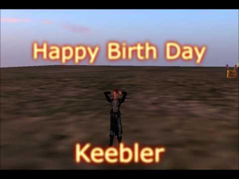 Happy bday Keebler.wmv