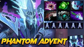 Spectre ARCANA Phantom Advent - IMMORTAL RANK - Dota 2 Pro Gameplay [Watch \u0026 Learn]