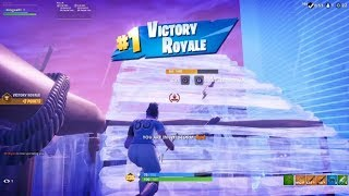 High Kill Solo Arena Gameplay Season 8 (Fortnite Ps4 Controller)