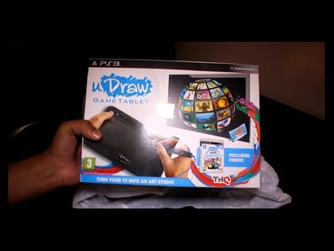 Udraw tablet comes to xbox 360 and ps3 with new design, motion.