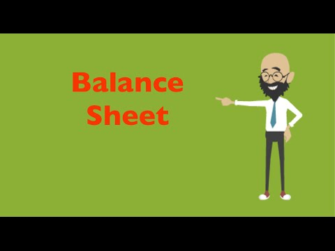 What Is a Balance Sheet? Balance Sheet Definition And Examples
