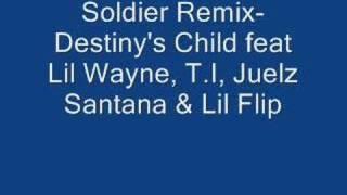 Soldier Remix-Destiny