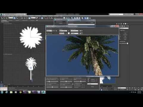 Plant Factory to 3ds Max - Using the FBX Import Script