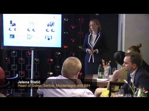 MasterCard Summer Media Brunch 2015 - Belgrade