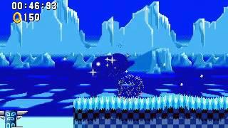 Sonic Winter Adventures (Genesis) - Longplay