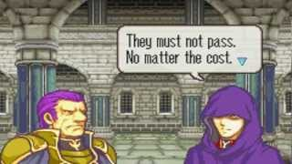 Let's Play Fire Emblem 7 - Episode 24: McDialogue