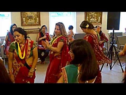 Teej Dance in USA thumbnail