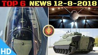 Indian Defence Updates : 100 Predator C for IAF,COMCASA Signing,S400 Waiver,Aero India 2018,DPP-2018