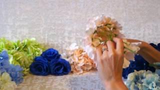 Искусственные цветы с Китая. Алиэкспресс. Флористика. Товары.