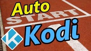 Autostart Kodi na AndroidTV - ułatw sobie życie!