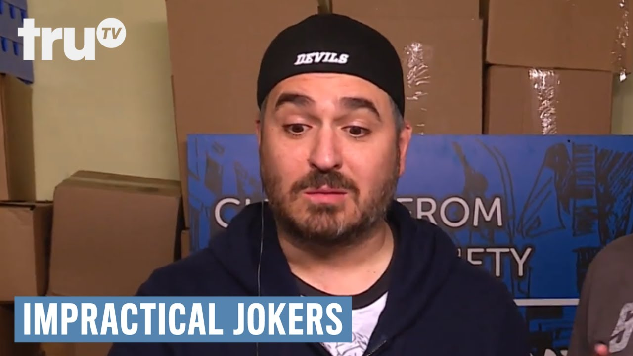 Impractical Jokers - Clothespin Assault