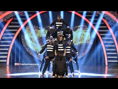 D3 D 4 Dance I RC Boys - Tribute For Vikram I Mazhavil Manorama