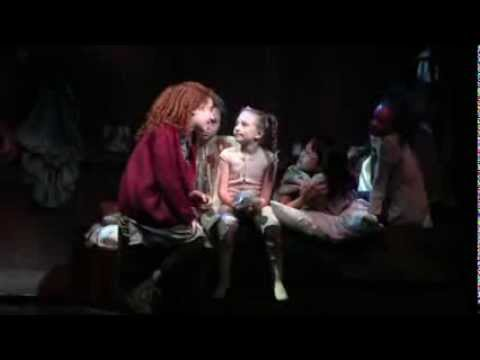 Maybe {Annie ~ Broadway, 2013} - Lilla Crawford