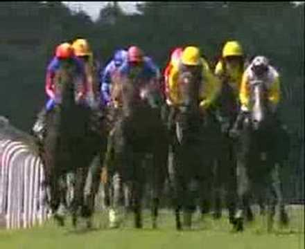 Rock of Gibraltar- 2002 St James' Palace Stakes