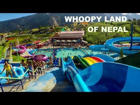 Whoopee Land Amusement & Jurassic Park of Chobhar | NEPAL |